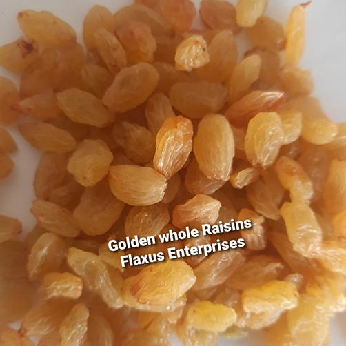 Whole Golden Raisins